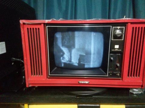 Televisor Antiguo