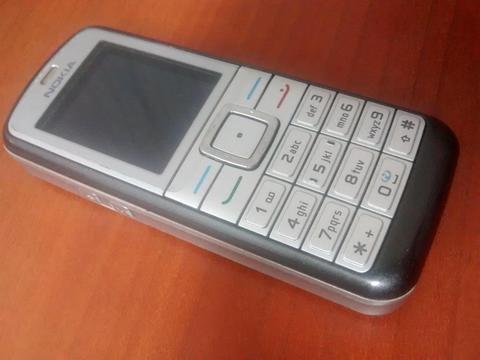 Nokia 6070b Original, Perfecto estado, Tigo Col, Clasico