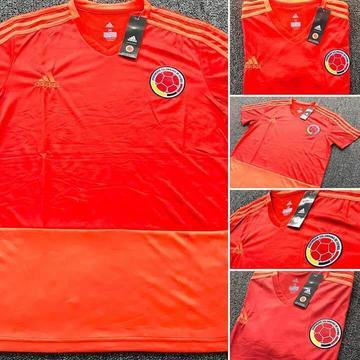 Camiseta Selección Colombia presentacion