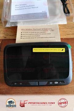 Rii Mini Teclado H18 Inalambrico Tactil Retro Iluminado Usb Envio Internacional