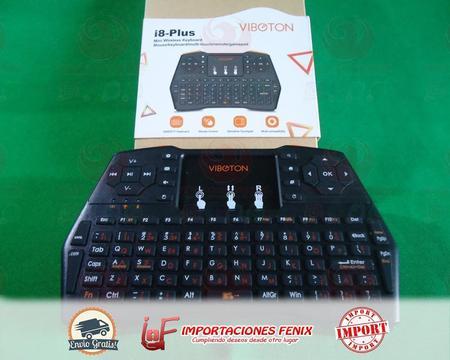 Viboton I8 Plus 2.4ghz Teclado Inalámbrico Con Panel Táctil