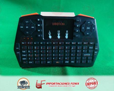 Viboton I8 Plus Wireless Mini Teclado Touch Gamin Multimedia Envio internacional