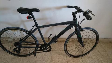 Bicicleta Fixie Urbana Y para Ruta Jeep