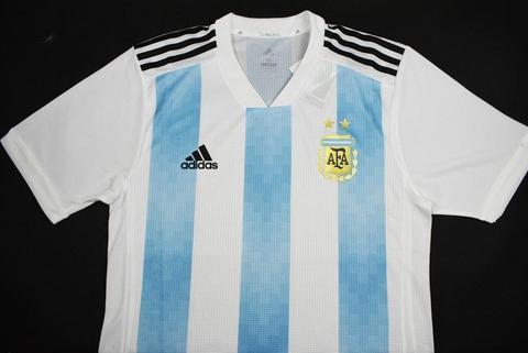 Camiseta Auténtica Selección Argentina Local