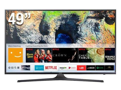 TELEVISOR SAMSUNG 49 UHD 4K SMART TV