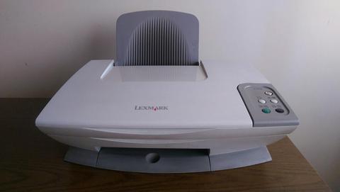 Impresora Multifuncional Lexmark X1270