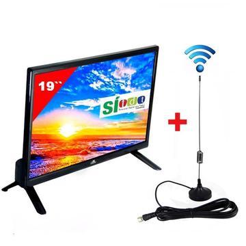 Televisor LED Con TDT HD 19 Pulgadas, Monitor PC, Gratis Antena TDT Nuevos, Originales, Garantizados