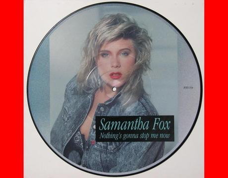 Samantha Fox acetato vinilo Lps para tornamesas tocadiscos equipo sonido bares discotecas records deejays turntable