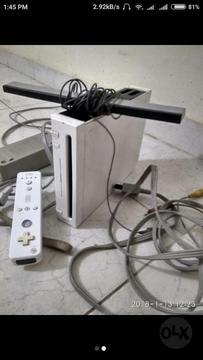 Nintendo Wii con Tarjeta Sd Programada
