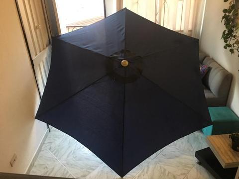 Sombrilla - Parasol 270Cm para Negocio