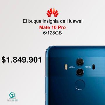 Huawei Mate 10 Pro 128GB 4g, GARANTÍA,Nuevos. TIENDA FÍSICA