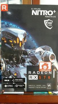 Radeon Nitro Rx 570 8 Gb