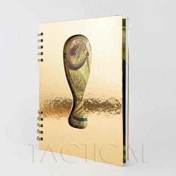 Cuadernos Troquelados Para Empresas