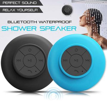 Parlantes Waterproof Shower Bluetooth