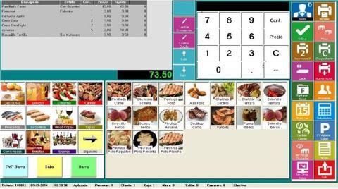 Sistema Administrativo Facturacion Bar Restaurant Ver. 5.1