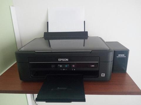 Impresora Epson L380 Tinta Continua