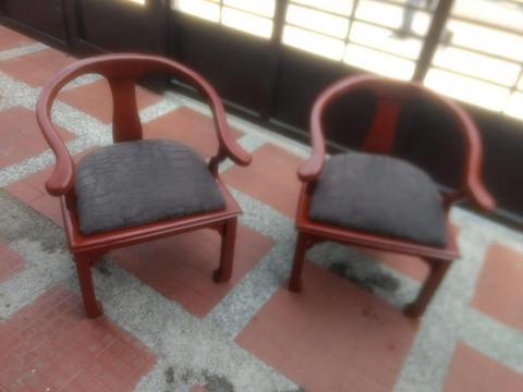 sofa y sillas sala o recepcion