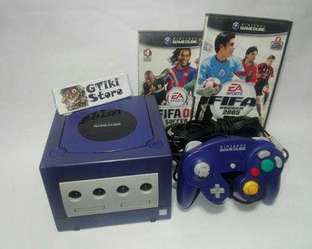 Nintendo Gamecube Completo