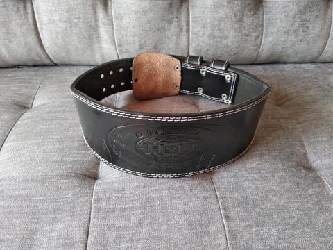 Vendo Cinturón Lumbal en 100 Cuero