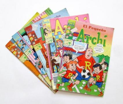 Comics Archi, Ricky Ricón Compra 8 Lleva 11!