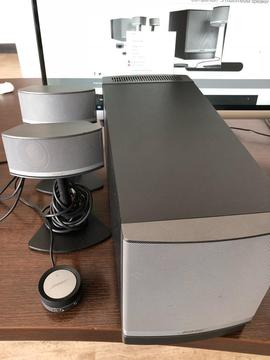 Bose Companion® 5 Multimedia Speaker System 10/10 Garantia