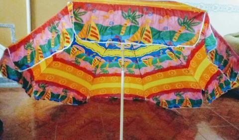 Parasol O Sombrilla Negocio O Piscina