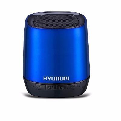 Parlante Bluetooth Hyundai I80 Recargable Micro Sd