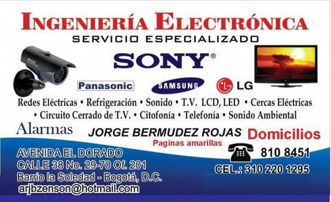 VENTA Y INSTALACIÓN DE SOPORTES PARA TELEVISORES CEL. 3102201295 TEL. 8108451