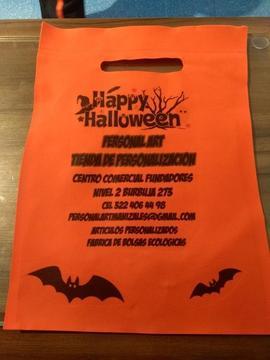 Venta de Bolsas de Halloween