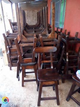 Monté para Restaurante Madera Pura