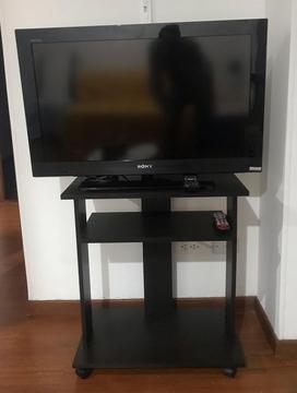 Tv Sony Bravia 32 Pulgadas y mesa