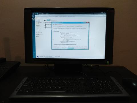 Computador Compaq 320gb 3gbram