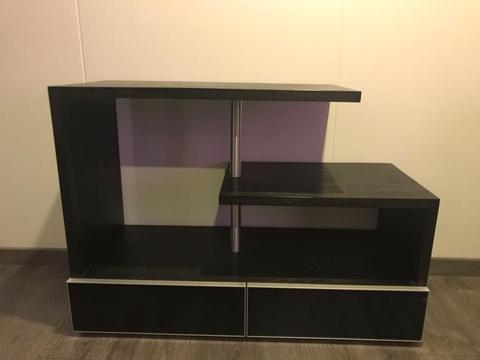 Centro de Entretenimiento para Televisor, mueble 100 madera