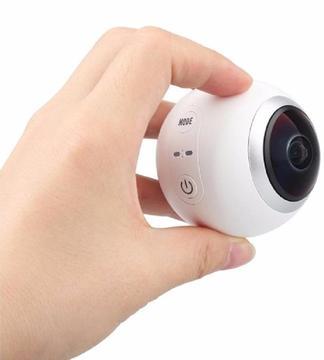 Sjcam Sj360 Wifi Mini Camara Deportiva 360g 2k Ojo Pez 12mpx