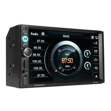 Radio Para Carro Pantalla 7 Bluetooth Equipo De Sonido Mp5 Nueva Versión 7157B
