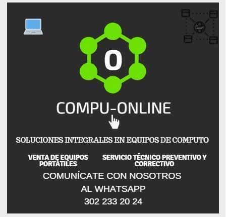 COMPUTADORES PORTATILES Y SERVICIO DE MANTENIMIENTO GENERAL