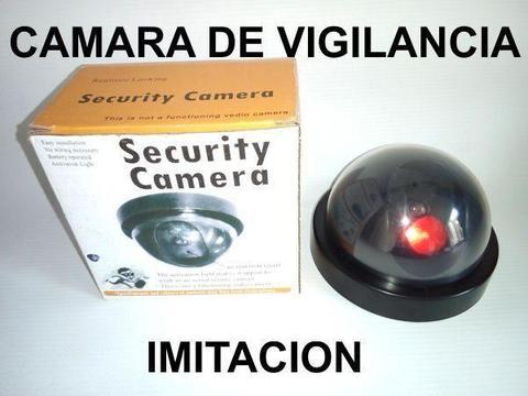 Camara Simulacion Domo de vigilancia
