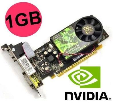 Tarjeta de Video Geforce 9400GT 1gb