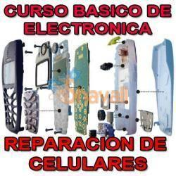 APRENDEDE ELECTRONICA Y REPARACION DE TELEFONOS GAMAS BAJA Y MEDIA SKU: 167