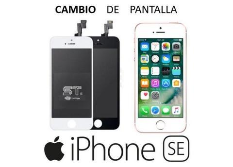 VENDO PANTALLA IPHONE SE