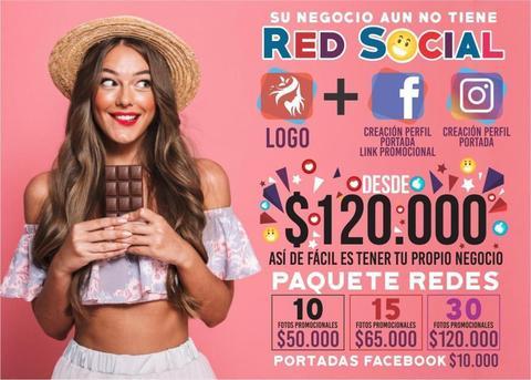 Negocios Publicidad Empresas Logos Redes Sociales Instagram Fan Page Redes Sociales