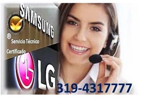 LG/SAMSUNG Tv Servicio Tecnico:a Domicilio Bogota