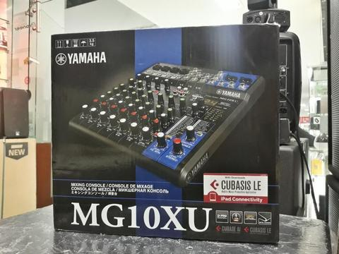 Consola Yamaha Mg10xu