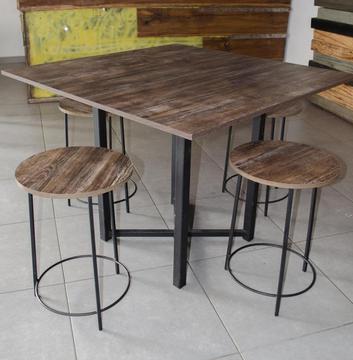 Mesas y sillas para Restaurante o Bar