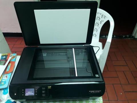 Impresora hp 3545, cartuchos cargados