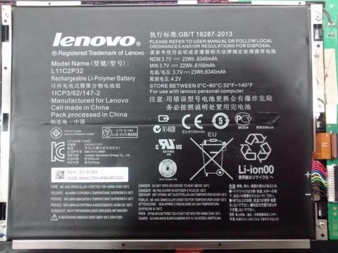 Batería Tablet Lenovo L11C2P32