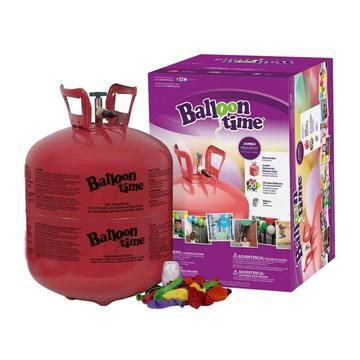 Tanque De Gas Helio Ballon Time Grande Para Globos, Bomba