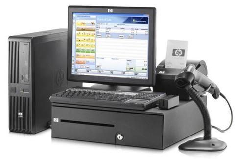 Sistema POS con Equipos Nuevos Software pos para supermeracados restaurantes etc