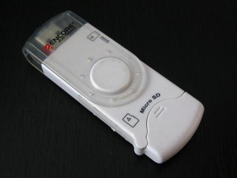 lector usb de tarjetas SIM card y memorias