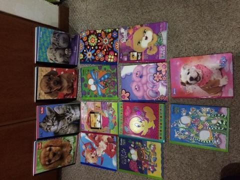 Cuadernos 50 Y 100 Hojas